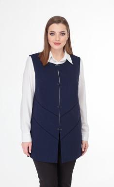 Waistcoat Elite Moda 7010 sin