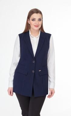 Waistcoat Elite Moda 7001 sin