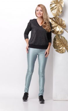 Trousers Michel Chic 821 zel