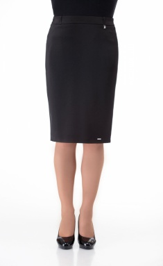 Skirt Elite Moda 3391 chern