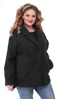 Coat BelElStyle 841 chernyj