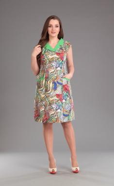 Dress Lady Style Classic Outlet 874 zel
