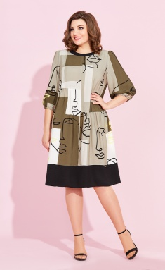 Dress Milora 888