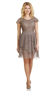 Dress Ninele 9019 korichn