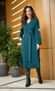 Dress Anastasia MAK 904 zel