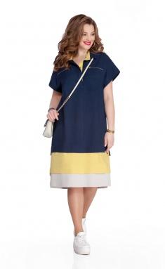 Dress TEZA 0906-1