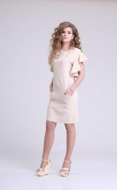 Dress Amori 9166 bezh 164