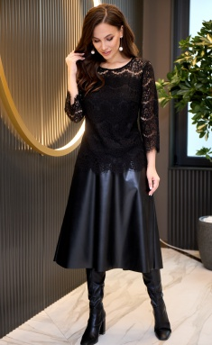 Suit Anastasia MAK 918a kostyum chern