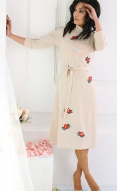 Dress Amori 9214 bezh 170
