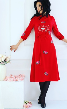 Dress Amori 9214/1 kr 164