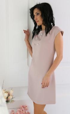 Dress Amori 9219 bezh 164