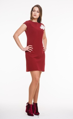 Dress Amori 9268 vishn 170
