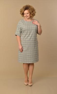 Dress Lady Style Classic 926 ser+zhelt