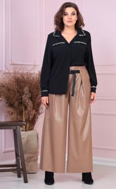 Trousers Anastasia MAK 928 bezh