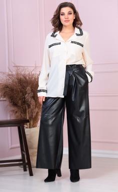 Trousers Anastasia MAK 928 chern