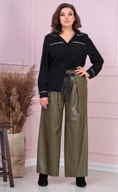 Trousers Anastasia MAK 928 xaki