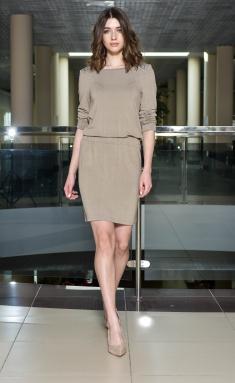 Dress Amori 9376 oliv 170