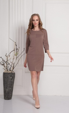 Dress Amori 9414 bezh 170