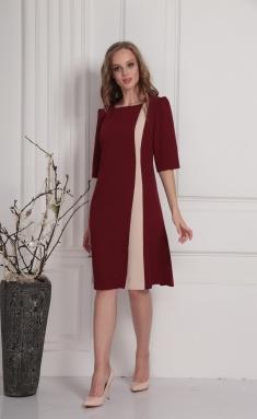 Dress Amori 9417 bord 164