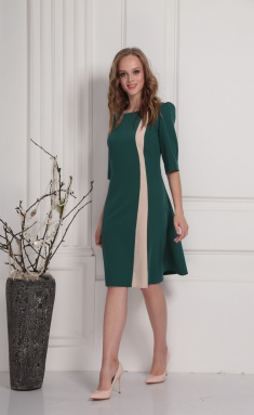 Dress Amori 9417 izumr 164