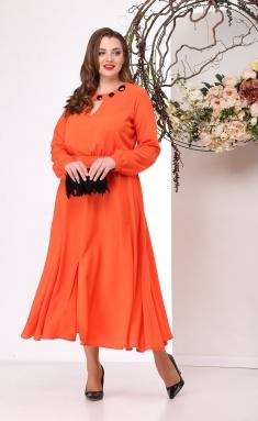 Dress Michel Chic 958/1 oranzh