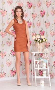 Dress Ninele 976 korichn