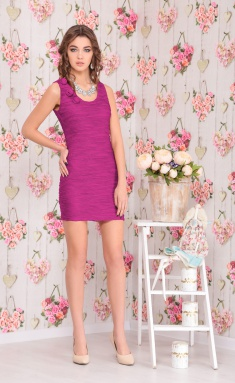 Dress Ninele 976 roz