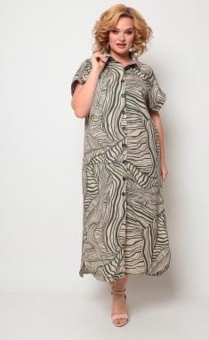 Dress Michel Chic 993 bezh/zel