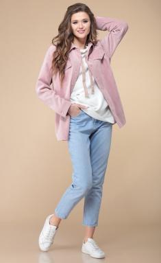 Shirt Linia L A-1860 pylno roz