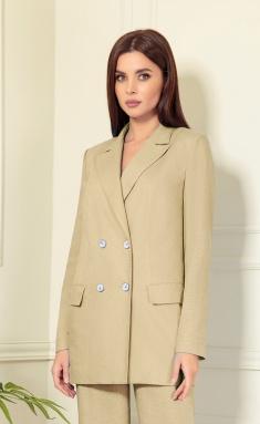 Blazer Andrea Fashion AF-130/1 bezh