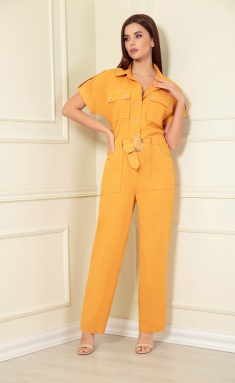 Overall Andrea Fashion AF-142/4 gorchica