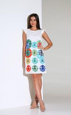 Dress Andrea Fashion AF-162 moloko