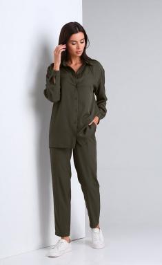 Set Andrea Fashion AF-169 zelenyj