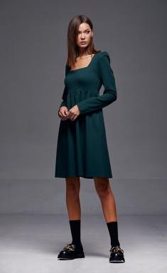 Dress Andrea Fashion AF-179 zelenyj