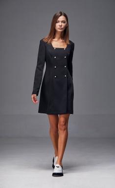 Dress Andrea Fashion AF-183 chern