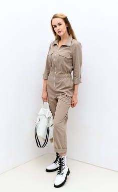 Overall Andrea Fashion AF-26/1 kapuchino