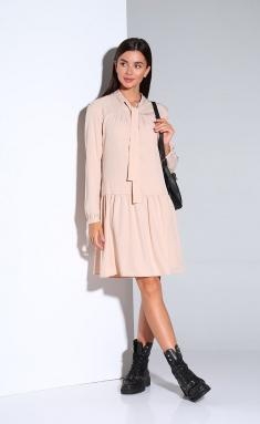 Dress Andrea Fashion AF-33 pudr