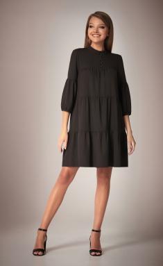 Dress Andrea Fashion AF-34 chern