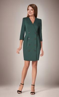 Dress Andrea Fashion AF-50 izumrud