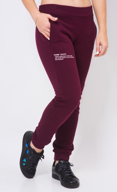 Trousers FORMAT 12060 sangriya