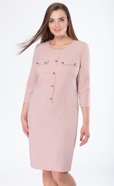 Dress Linia L B-1668 roz
