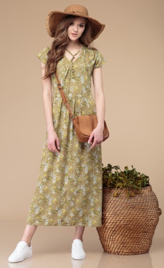 Dress Sale B-1721 akaciya