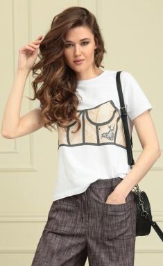 T-Shirt Linia L B-1876 bel