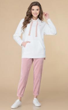 Trousers Linia L V-9 pylnaya roza