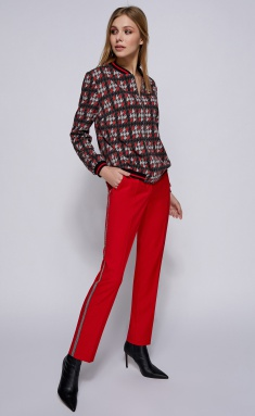 Trousers BAZALINI 3886 kras