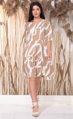 Dress Faufilure S1171 bezh