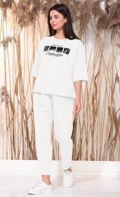 Trousers Faufilure S1311Komplekt mol
