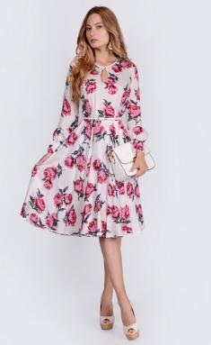 Dress La Café by PC C14629 bel,roz
