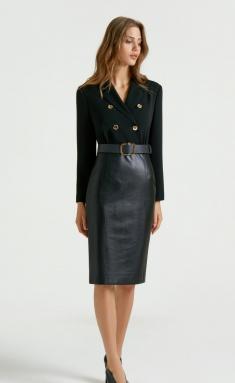 Dress Vladini DR0319 chern