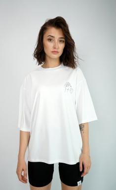 T-Shirt Kivviwear 4034.11 belyj